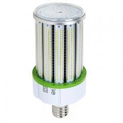 100W LED Corn Bulb - 11,500 Lumens - 320W Equivalent Metal Halide - E39 Mogul Base - 5000K