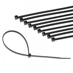 Black Cable Ties - 10 Pack