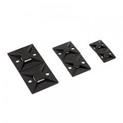 Screw/Adhesive Cable Tie Mounting Bases