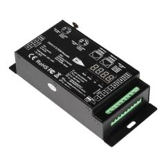 LED DMX 512 Decoder/RDM Controller - 8 Amp - 5 Channel - Digital Display