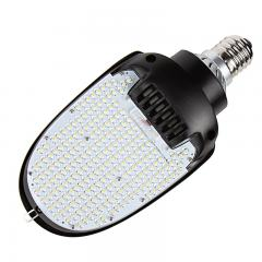 115W LED Retrofit Bulb for HID Lamps - 13,000 Lumens - 400W Equivalent Metal Halide - E39 Mogul Base - Ballast Bypass - 5000K/4000K