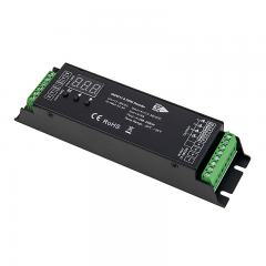 4 Channel LED DMX512 and RDM Decoder / Master - 8A/CH - 12-36V - Digital Display