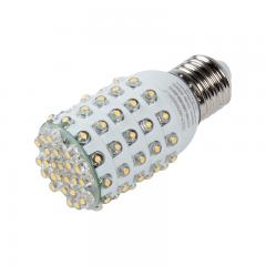 T10 LED Bulb, 84 LED Corn Light - 4 Watt - 340 Lumens