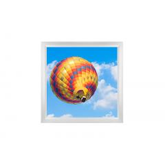 LED Skylight w/ Balloon 4 Skylens® - 2x2 Dimmable LED Panel Light - Surface Mount/Drop Ceiling
