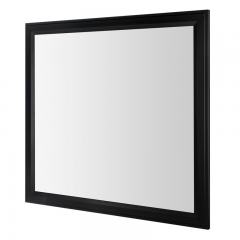 21in x 21in - Black Aluminum Frame - Dimmable- Blank Ultra Thin LED Light Box