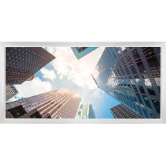 LED Skylight w/ Downtown Skylens® - 2x4 Dimmable LED Panel Light - Flush Mount/Drop Ceiling