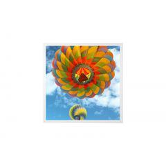 LED Skylight w/ Balloon 3 SkyLens® - 2x2 Dimmable LED Panel Light - Drop Ceiling
