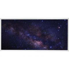 LED Skylight w/ Starry Night Skylens® - 2x4 - Dimmable - Drop Ceiling