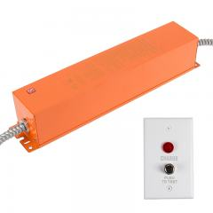 LED Emergency Backup Driver - 25W Output - 100-277 VAC Driver Input
