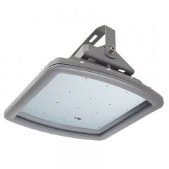 200W LED Explosion Proof Light for Class 1 Division 2 Hazardous Locations - 400W MH Equivalent - 4300K - 18,100 Lumens