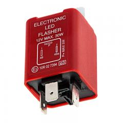 FL3-RED LED Bulb Electronic Flasher
