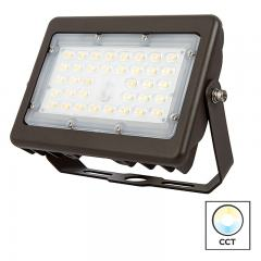 30W LED Flood Light - Selectable Color Temperature - 3000K/4000K/5000K - 150W MH Equivalent - 3,800 Lumens