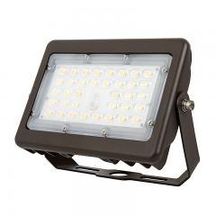 30W LED Flood Light - Selectable Color Temperature - 3000K/4000K/5000K - 150W MH Equivalent - 3,800 Lumens