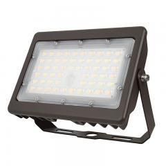 50W LED Flood Light - Selectable Color Temperature - 3000K/4000K/5000K - 175W MH Equivalent - 6,600 Lumens