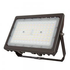 70W LED Flood Light - Selectable Color Temperature - 3000K/4000K/5000K - 250W MH Equivalent - 9,400 Lumens
