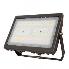 90W LED Flood Light - Selectable Color Temperature - 3000K/4000K/5000K - 12400 Lumens -  400W MH Equivalent
