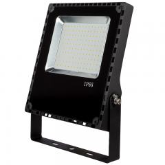 80W LED Flood Light Fixture - 5000K/4000K - 175 Watt MH Equivalent - 9,600 Lumens
