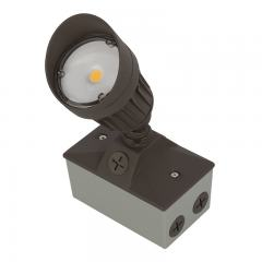 LED Landscape Flood Light w/ Junction Box - 3000K/4000K/5000K - 60 Watt Equivalent - 750 Lumens