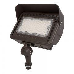 50W LED Flag Light - 30° Beam - Landscape Spotlight - 5000K