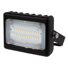 15W LED Flood Light - 1,600 Lumens - 70W Metal Halide Equivalent - 5000K/4000K