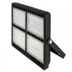 200 Watt LED Flood Light Fixture - Low Profile - 4000K - 400 Watt MH Equivalent - 19,000 Lumens