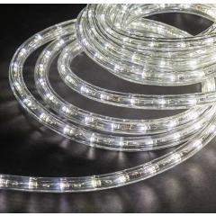 18ft LED Rope Light Kit - Flexible Integrated LED Rope Light - 120V - IP65 - Natural White 4000K