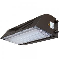 70W Full Cutoff LED Wall Pack - 8,000 Lumens - 320W Metal Halide Equivalent - 5000K/4000K