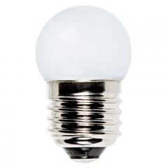G11 LED Bulb - 5 Watt Equivalent LED Globe Bulb - 27 Lumens