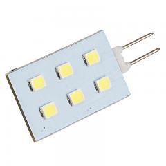 G4 LED Bulb - 15 Watt Equivalent - Bi-Pin LED Rectangular Bulb - 140 Lumens