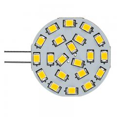 G4 LED Boat and RV Light Bulb - 35W Equivalent - Bi-Pin LED Disc - 40 Watt Equivalent - 350 Lumens