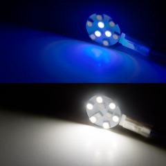 G4 LED Bulb - Dual Color Bi Pin LED Disc - 15W Equivalent - 130 Lumens
