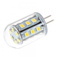 G4 LED Bulb - 40 Watt Equivalent - 12V AC/DC - Bi-Pin LED Bulb - 320 Lumens