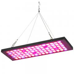 10W Full-Spectrum LED Grow Light - 4-Band Red/Blue/UV/IR for Indoor Plant Growth