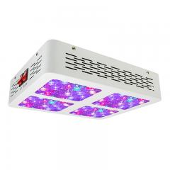 260W Full-Spectrum LED Grow Light - 12-Band Multi Spectrum - Selectable Vegetation and Bloom Switches