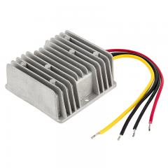 Step-Down DC/DC Voltage Converter - 36/48V (36-60V) to 12V Power Reducer - 10 or 20 Amp