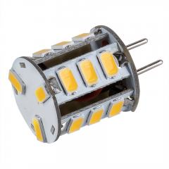 GY6.35 LED Boat and RV Light Bulb - 40 Watt Equivalent - Bi-Pin LED Bulb - 350 Lumens