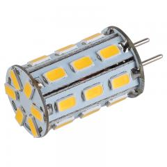 GY6.35 LED Boat and RV Light Bulb - 40 Watt Equivalent - Bi-Pin LED Bulb - 450 Lumens