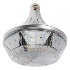 120W LED HID Retrofit Bulb - 16,000 Lumens - 400W Metal Halide Equivalent - EX39/E39 Mogul Base - Ballast Bypass - 5700K