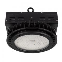 100W UFO LED High Bay Light - 14,000 Lumens - 200-480 VAC - 250W Metal Halide Equivalent - 5000K