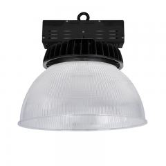 150W UFO LED High Bay Light w/ Reflector - 19,500 Lumens - 200-480 VAC - 400W Metal Halide Equivalent - 5000K