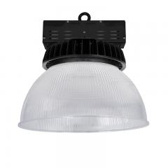 200W UFO LED High Bay Light w/ Reflector - 26,000 Lumens - 200-480 VAC - 750W MH Equivalent - 5000K