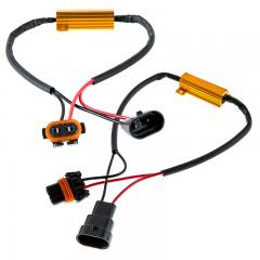 Headlight Load Resistor Kit - 9005 LED Headlight Bulbs - 9005 CONNECTION Kit