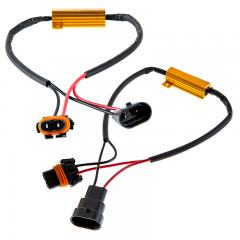 Headlight Load Resistor Kit - 9006 LED Headlight Bulbs