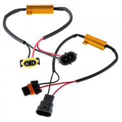 Headlight Load Resistor Kit - H11 LED Headlight Bulbs