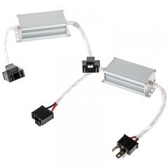 Headlight Load Resistor Kit - H4 LED Headlight Bulbs