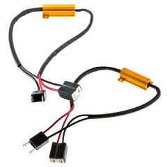 Headlight Load Resistor Kit - H7 LED Headlight Bulbs