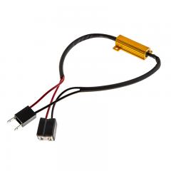 Motorcycle Headlight Load Resistor - H7 LED Headlight Bulbs