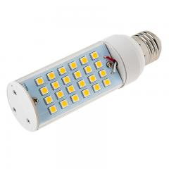 High Power 24 LED Rotatable E27 LED Bulb - 340 Lumens