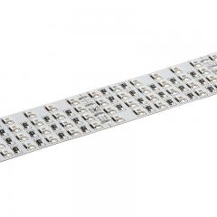 Custom Length Single Color LED Strip Lights -  Highlight Series LED Tape Light - Quad Row - 24V - IP20 - 991 Lumens/ft.