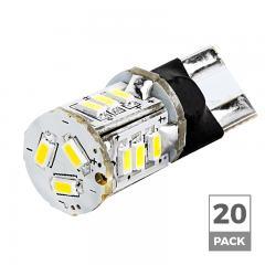 921 LED Landscape Light Bulb - 15 SMD LED Tower - Miniature Wedge Retrofit - 100 Lumens